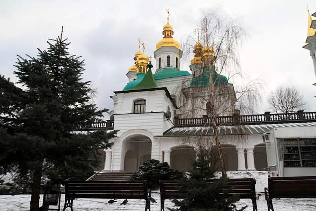 Киево-Печерская Лавра. Часть 2.