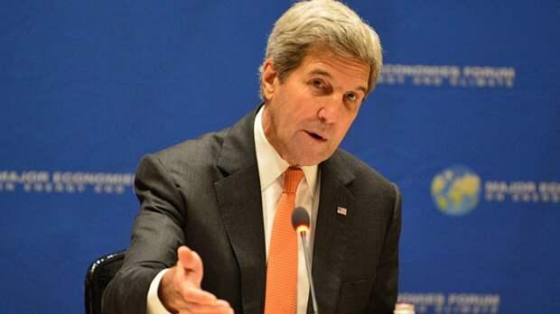 Керри озвучил реакцию США на речь Путина во время саммита по климату