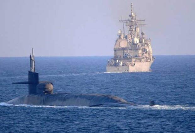 Иран взял под контроль Персидский залив, а очередной иранское судно зашло в порт Венесуэлы