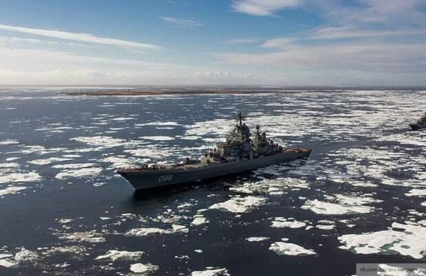 """США планируют """"наложить лапу"""" на Севморпуть"""