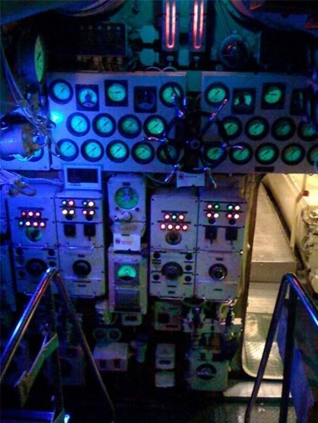 Сложные механизмы напоминают космический аппарат, а не подводную лодку армия, подводные лодки, флот