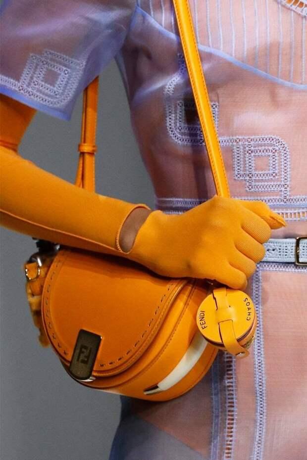 Какие сумки будут самыми модными весной 2021: главные тренды