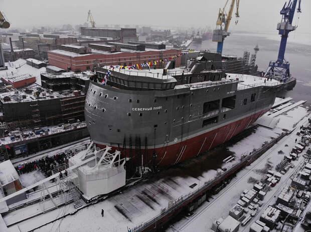 Российское судостроение расцветает. И не только военное.