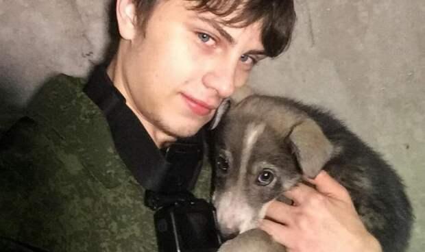 Непростое спасение щенка из туннеля