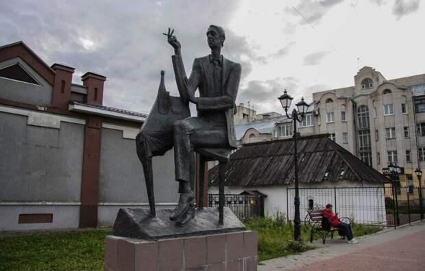 Арт-сквер Иваново