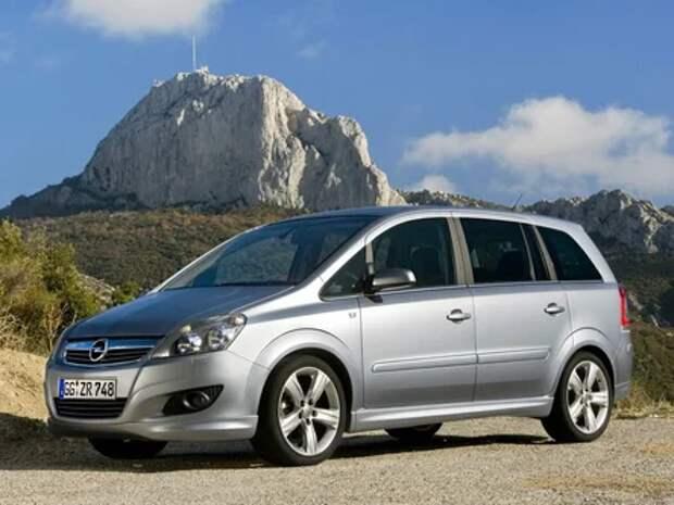 ТОП 5 семейных надёжных автомобилей до 500 000 рублей