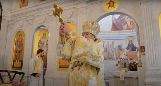 Крымская епархия призвала к вакцинации от вредоносного поветрия