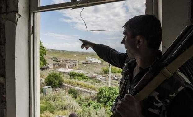 Посольство США ушло отответа навопрос обиностранных боевиках вКарабахе