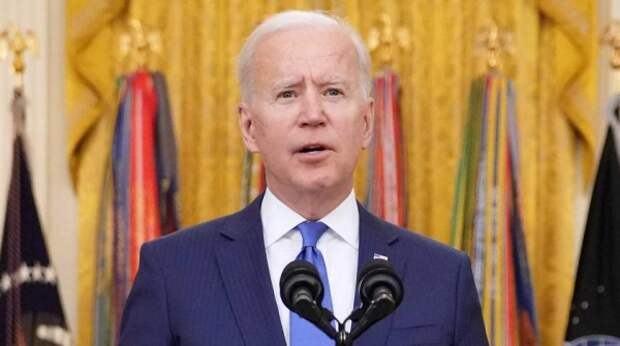 Вон тот парень: Байден забыл имя главы Пентагона