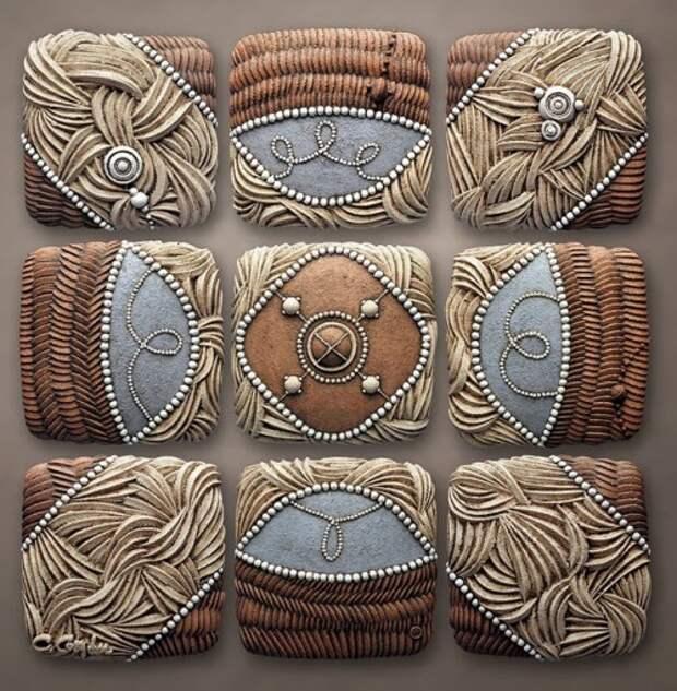 керамика художник Chris Gryder - 13