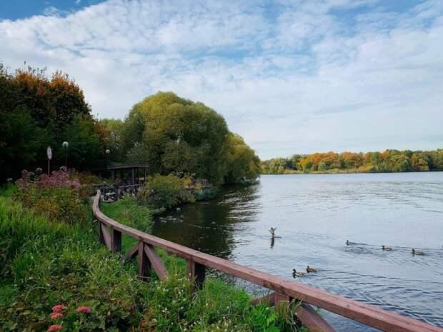 Парк «Северное Тушино» познакомит москвичей с красотами российской природы