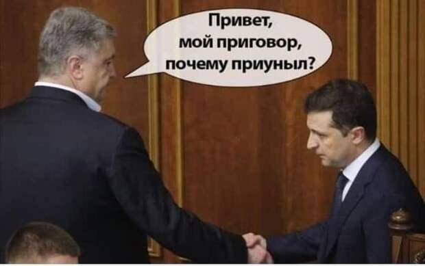 Блуждающий приговор Зеленского возвращается к нему?