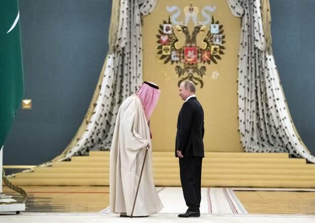 Ключевая сделка: Саудовская Аравия вложится в российскую ракету «Старт-1»