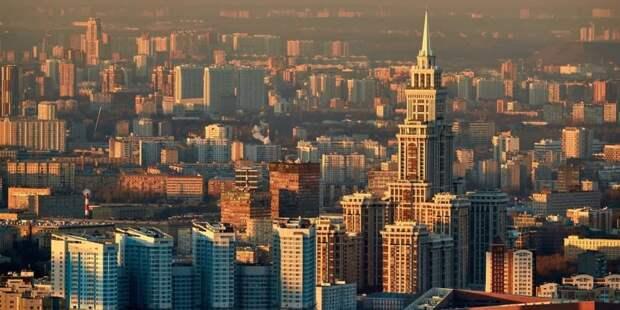 Наталья Сергунина подвела итоги хакатона Moscow City Hack.Фото: М. Денисов mos.ru