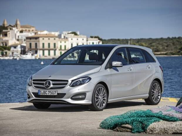Оператив ЗР: Mercedes-Benz B-класса – улучшение породы