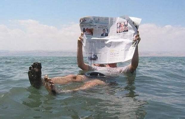 Множество причин посетить Мертвое море