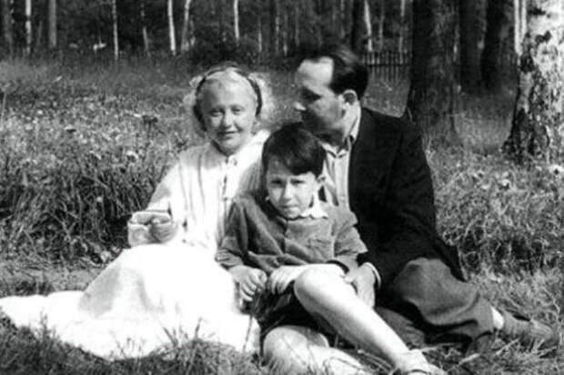 Янина Жеймо с третьим мужем Леоном Жанно // Фото: 24smi.org