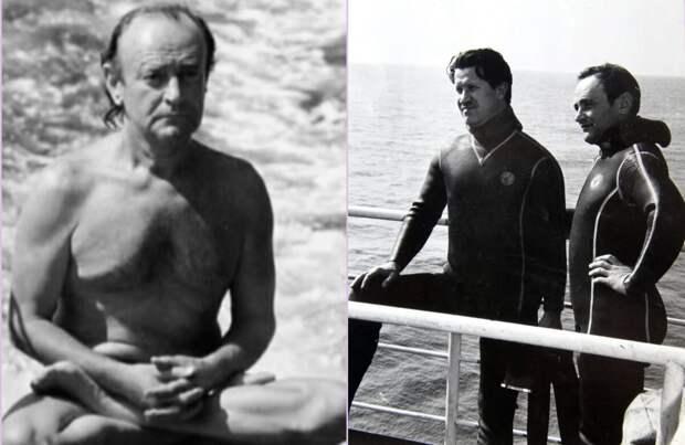 Прыжок в Тихий океан с советского парохода и 100 км заплыв до Филиппин