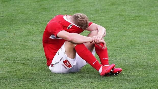 «Спартак» назвал причину отсутствия Маслова в дерби с ЦСКА