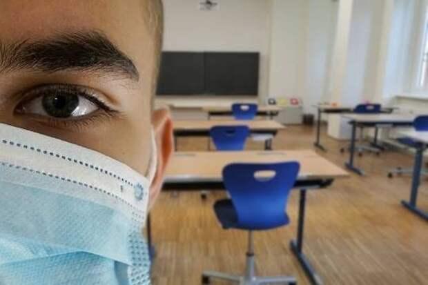 В США ученика арестовали за пребывание в школе во время дистанционного обучения