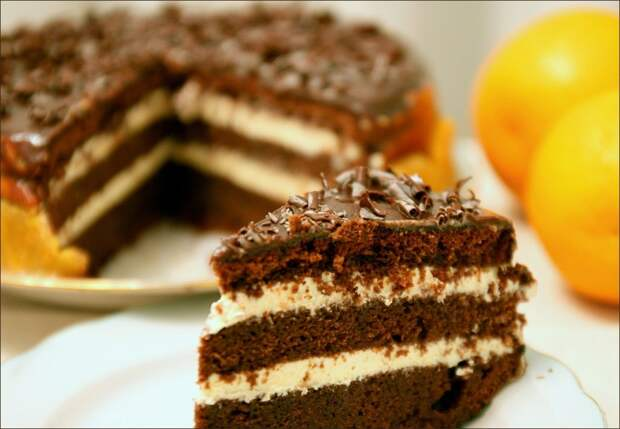 Изумительный торт «Арабские сказки» с необычным манным кремом: любимый рецепт