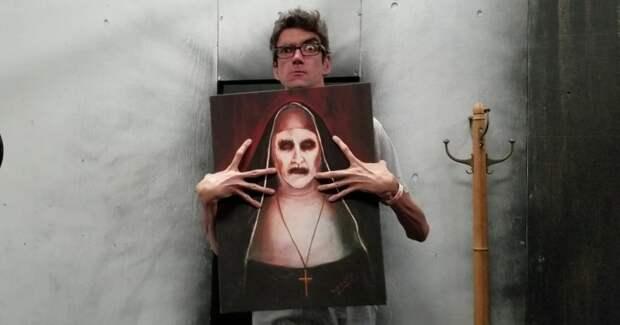 Его не знают только в лицо: Хавьер Ботет — актер, играющий монстров