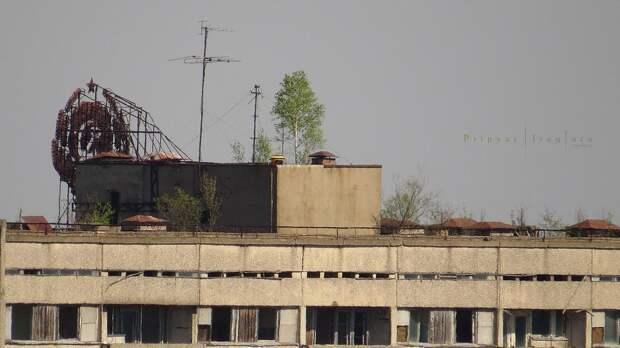 chnpp06 Оживающий Чернобыль