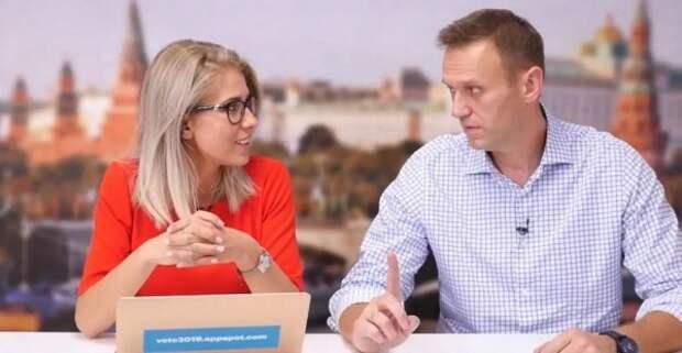 Прошла Любовь – завял ФБК: Навальный отправит Соболь в отставку