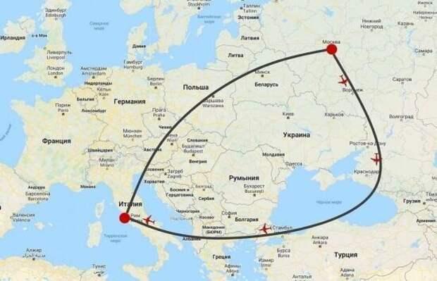 У Европы и США не осталось выбора, кроме как обратиться к России за помощью