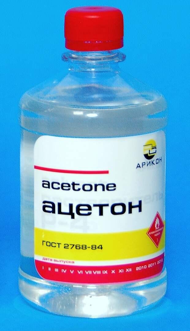Запах ацетона от тела