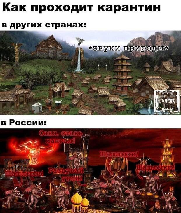 12 мемов про карантин в Москве и Собянина