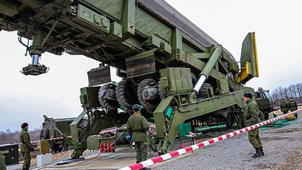 Россия может ответить на модернизацию ядерного вооружения США «Баргузином»