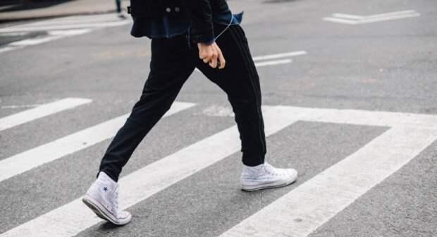 Севастопольские автовладельцы 54 раза наехали на пешеходов