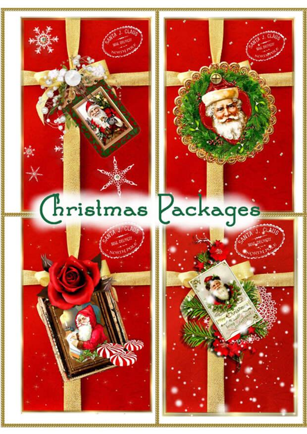 Vintage_Santa_Christmas_Packages_Sample (494x700, 519Kb)