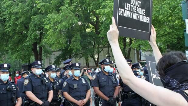 Жители Миннеаполиса радостно встретили вердикт по делу Флойда