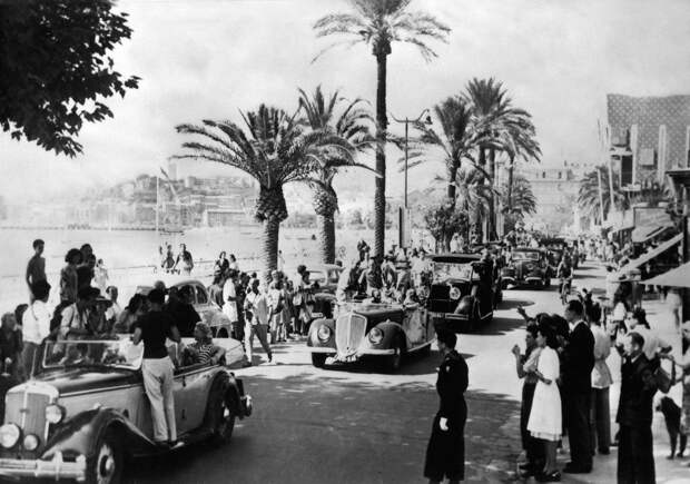 Каннский кинофестиваль 1947 года.