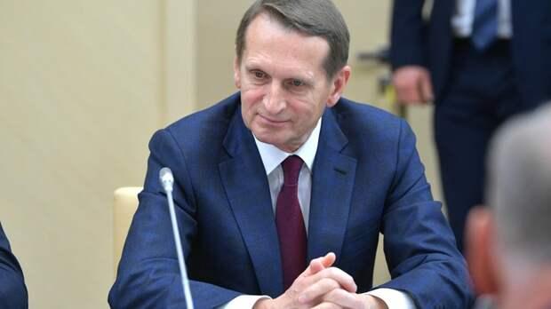 Глава СВР оценил прогресс в сотрудничестве с западными спецслужбами