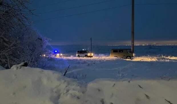 ВНовосергиевском районе спасли заблудившихся вполе мужчин