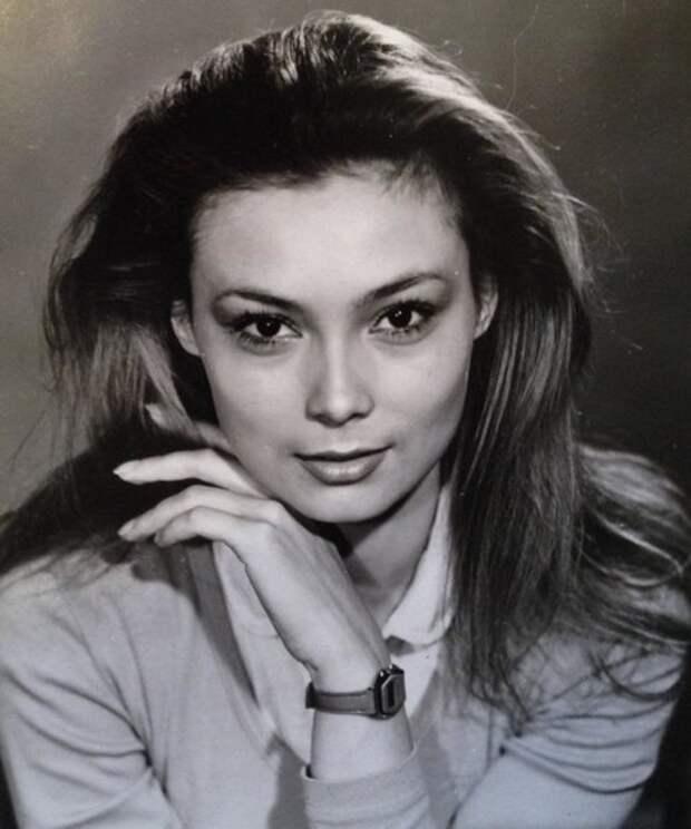 Красавица Лариса Белогурова в 90-е годы стала ненужной