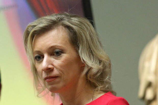 Захарова разъяснила ситуацию с непродлением визы журналисту Би-би-си