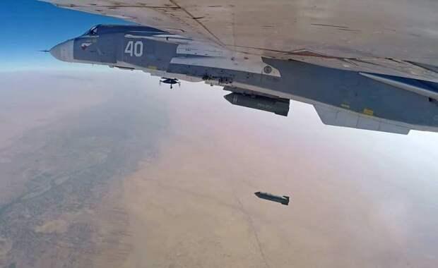 ВКС прицельным ударом накрыли лагерь чеченских боевиков в Сирии