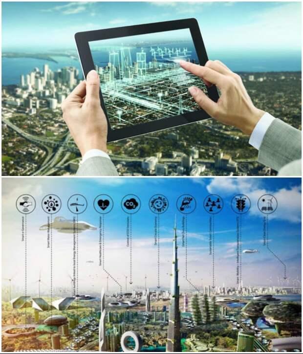 8 «умных» городов мира, которые стали центрами притяжения новых технологий