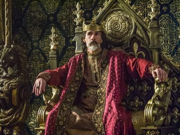 Король Карл. Triple-K.