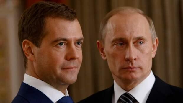 Двойная задача и обратная сторона Медведева