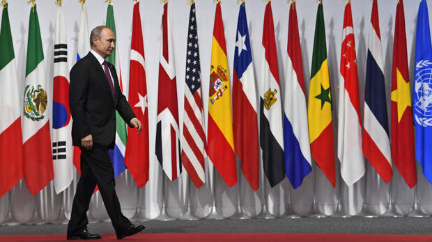 В Кремле прорабатывают вопрос участия Путина в саммите G20 в Италии