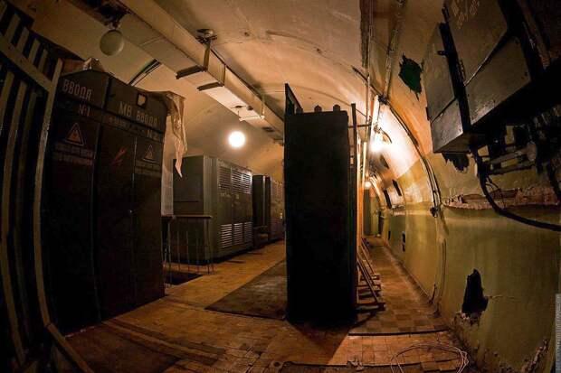 5 самых впечатляющих бункеров России