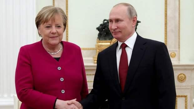 Меркель выступила за прямой диалог России с ЕС. События дня