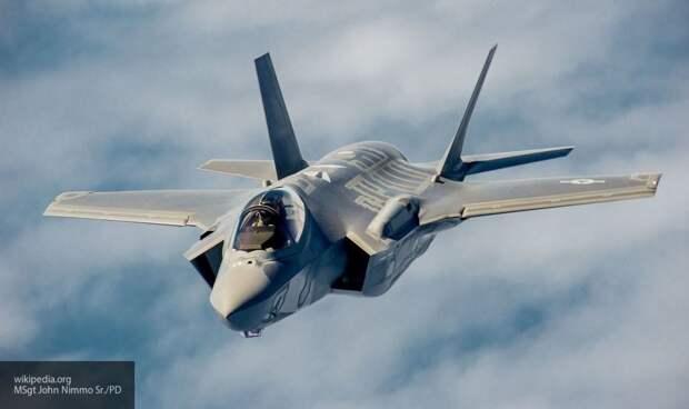 База Эйлсон на Аляске получит две эскадрильи F-35