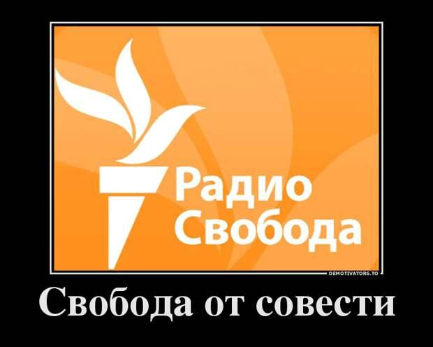 «Радио Свобода» обеспокоено ростом патриотизма в России