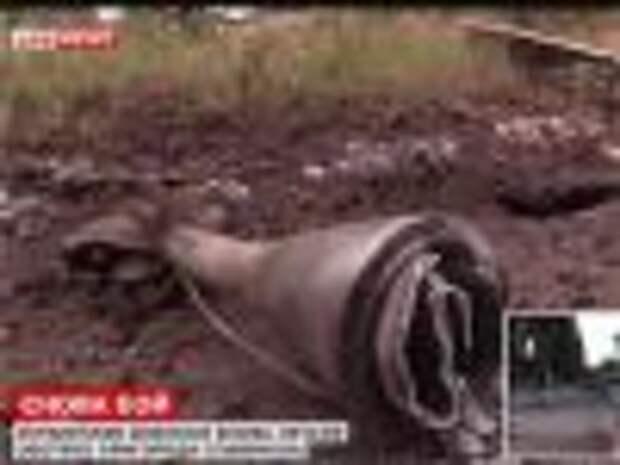 Есть ли в арсенале украинских карателей мины с фосфором